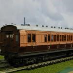 LSWR Bogie block train No. 79