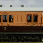 LSWR Bogie block train No. 79