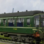 Derby Lightweight DTC(L) No. M 79607 to diagram 509
