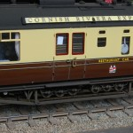 GWR 70ft Restaurant Composite in post war livery No. 9575 to diagram H29