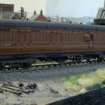 LNER Passenger Brake Van diagram D245 number 70449