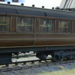 LNER Corridor Third diagram D155 number 13007
