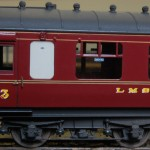 LMS corridor third number 2151 to Diagram D2119